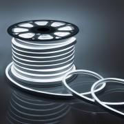 Светодиодный НЕОН, 8Вт/м, 10.5х18.5 мм, Холодный Белый