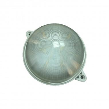 Светильник светодиодный белый с фото-шумовым датчиком, 5Вт,400Лм,132х106х65 мм,IP 20