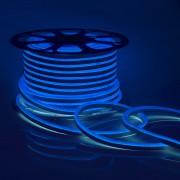 Светодиодный НЕОН (мини), 6Вт/м, 8х16.5 мм, Синий