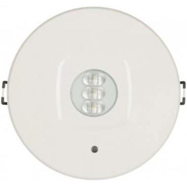 Светильник аварийный встраиваемый LEDVANCE EM DL DN120 HO AT 3H Escape