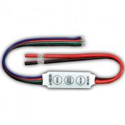 Контроллер LEDS POWER RGB R101 6A
