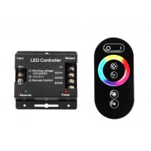 Контроллер LEDS POWER RGB T3 RF 30A сенсорный ПДУ