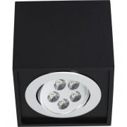 Светодиодный светильник Nowodvorski BOX LED BLACK 6421