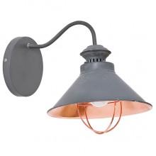Настенный светильник Nowodvorski LOFT taupe I kinkiet maly 5665